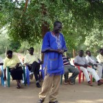 2011 - Southern Sudan Level I STAR training for government officials