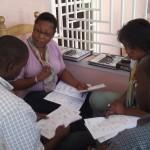 2011 - Port au Prince, Haiti, STAR Level II training