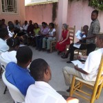 2011 - Port au Prince, Haiti, STAR Level II training