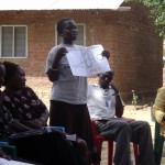 2009 - Southern Sudan Level I STAR training for government officials