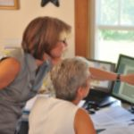 2012 - Virginia, USA, writing history of STAR